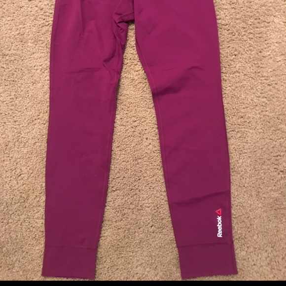 7d4c3ac9c1957 Reebok Pants | Womens Fitted Tight Leggings | Poshmark